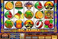 Machine a sous $$ Big Kahuna (Mobile) (Microgaming) $$