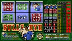 Machine a sous $$ Bullseye (Microgaming) $$