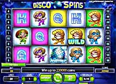 DiscoSpins...