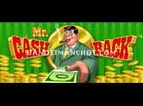 Mr Cashback...