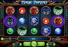 Magic Portals...