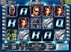 The Avengers...