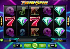 Twin Spin...