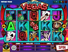 Vintage Vegas...